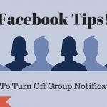 how to stop group notifications