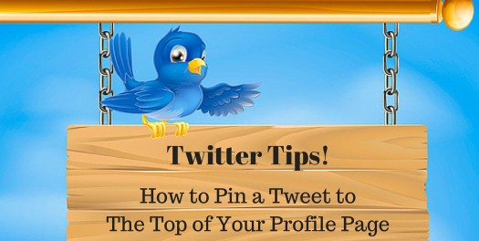 Why You Should Be Pinning Your Tweets!