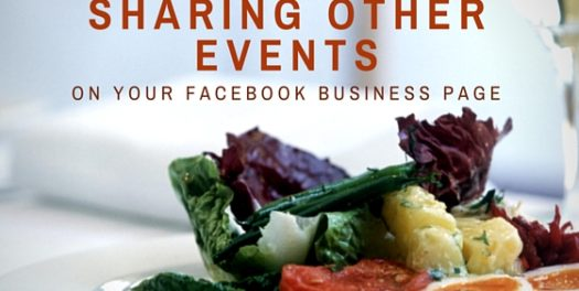 How To Add Facebook Event Content With No Events!