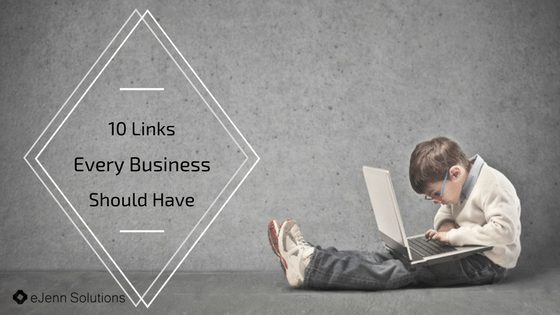 Top 10 Links Every Small Business Should Bookmark
