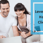 leveraging happy clients